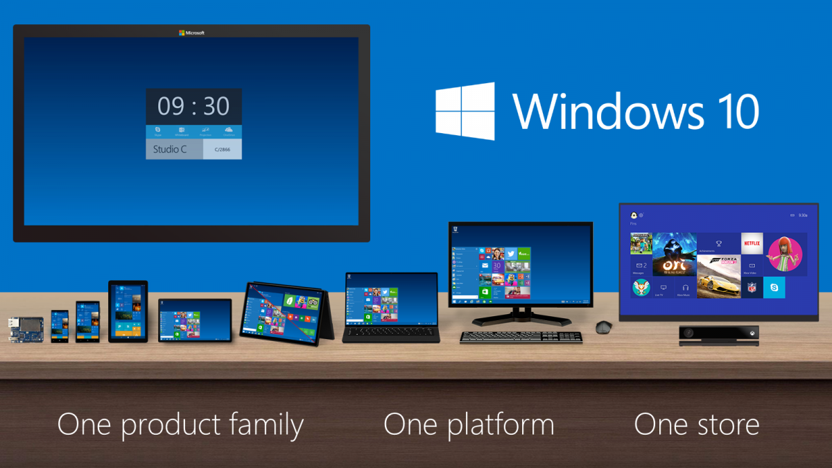 Photo of Noul sistem de operare Microsoft se numeste… Windows 10!!!