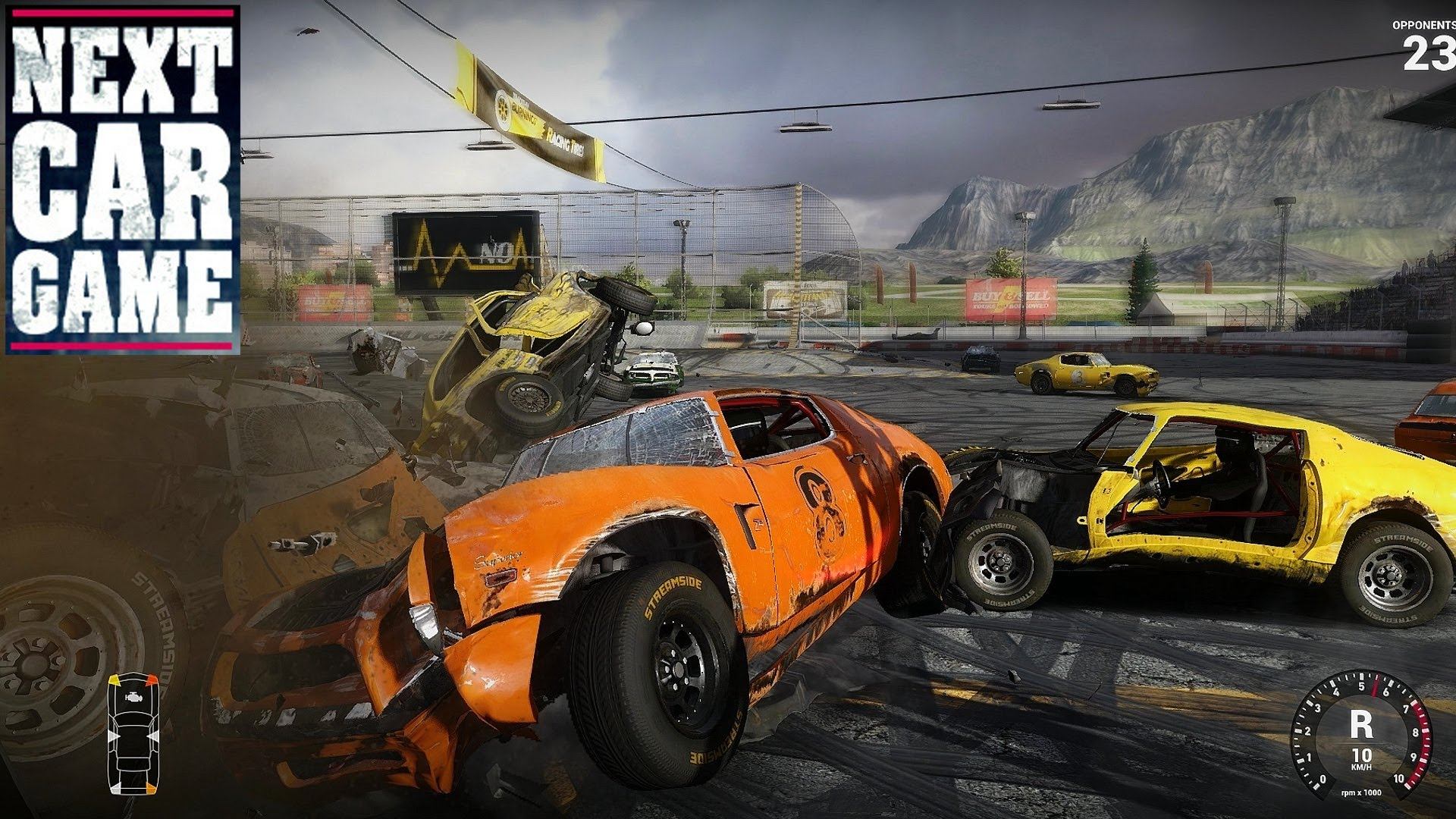 Photo of Wreckfest este amanat pana in 2015