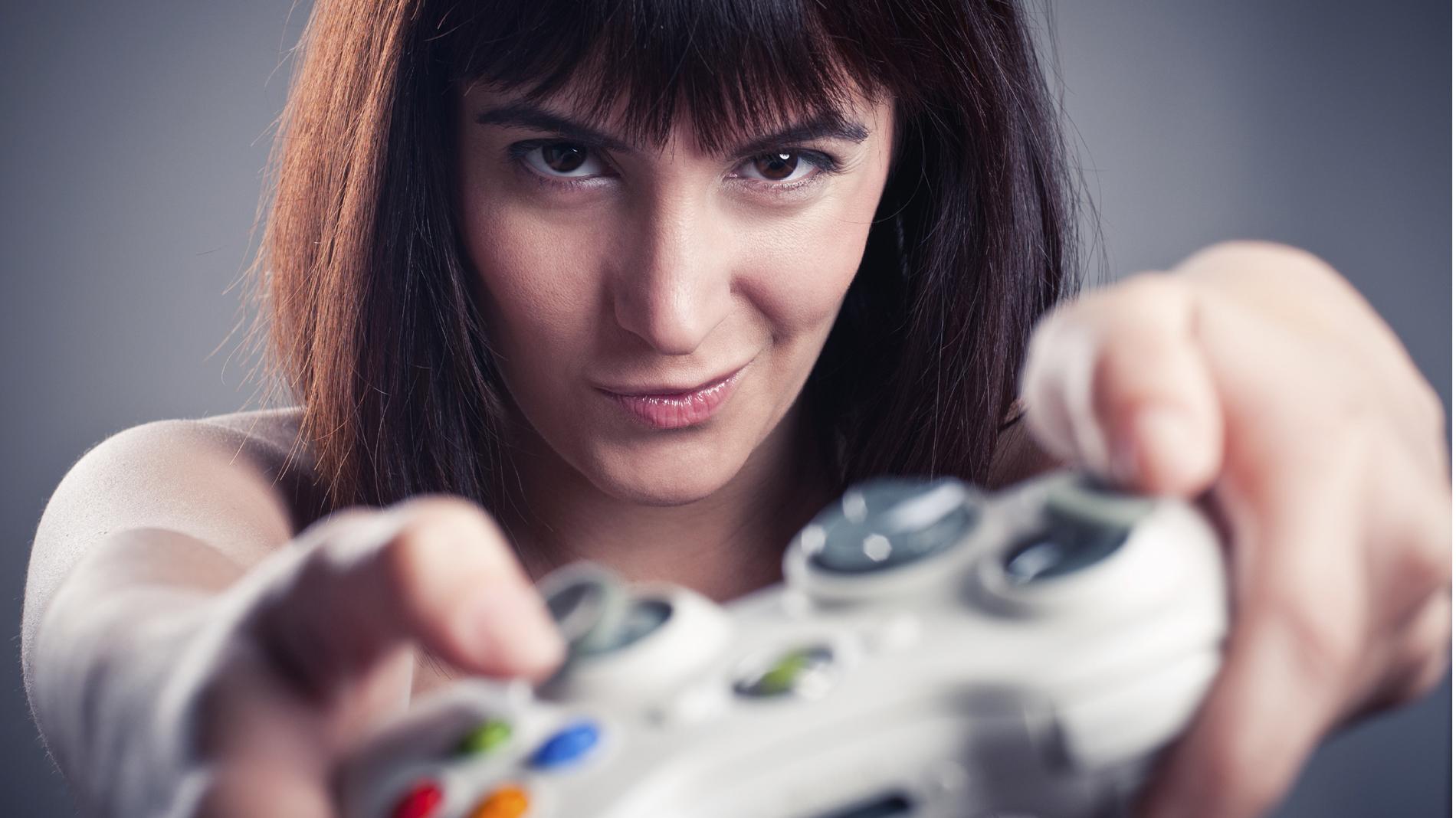 Photo of Femeile depasesc barbatii cand vine vorba despre… jocuri!