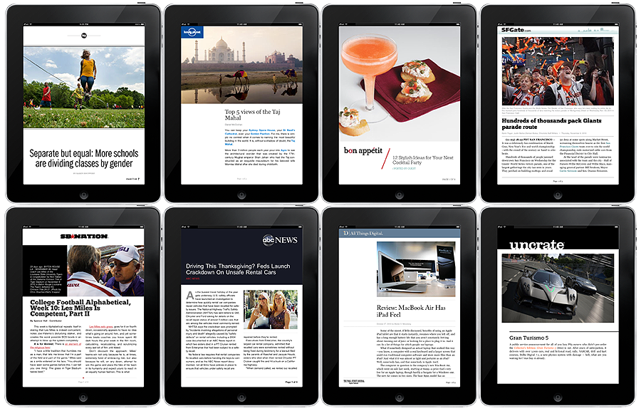 Photo of Flipboard… reloaded: mai mare, mai organizat, mai bun
