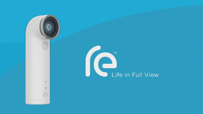 Photo of HTC RE – O camera sport indrazneata!