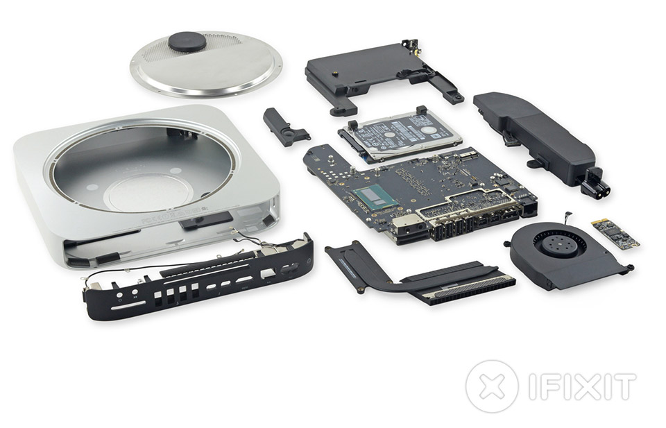 Photo of Apple nu te lasa sa upgradezi Mac Mini