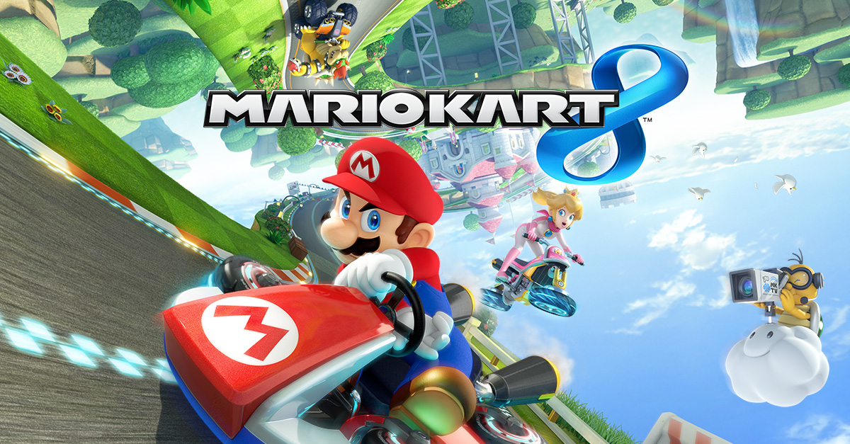 Photo of Mario Kart 8 depaseste in viteza. Mai ales la vanzari!