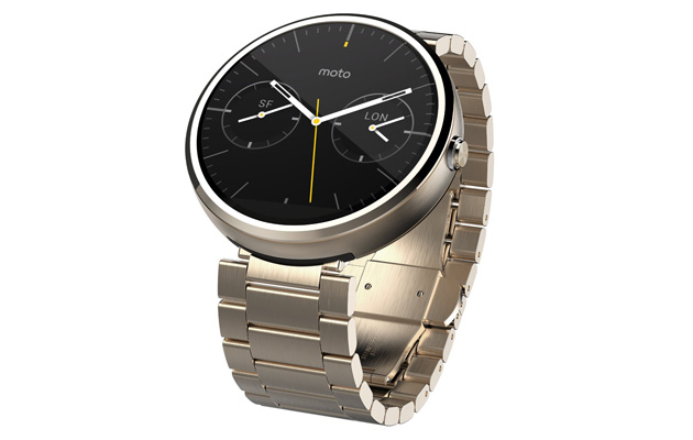 "Photo of Moto 360, in curand si ""hauriu"""