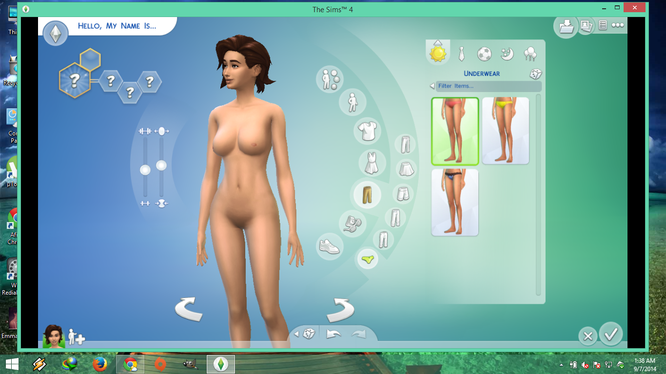 Photo of Sexy Sims si nuditatea explicita