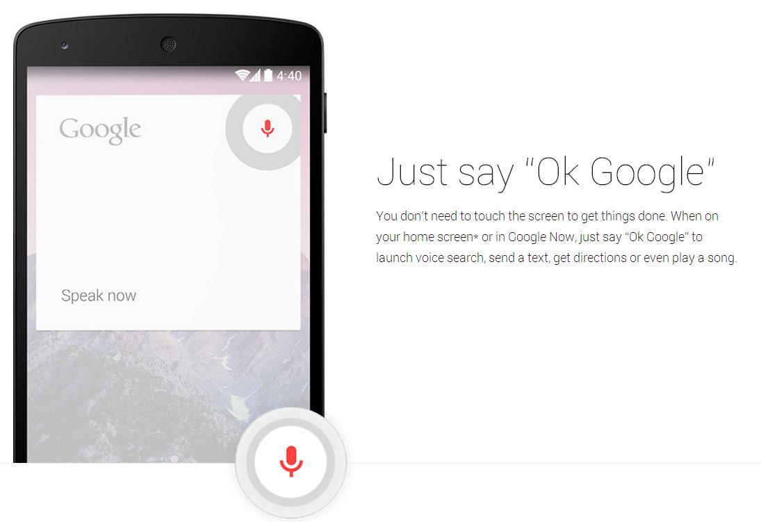 Photo of Google vorbeste despre inceputurile recunoasterii vocale