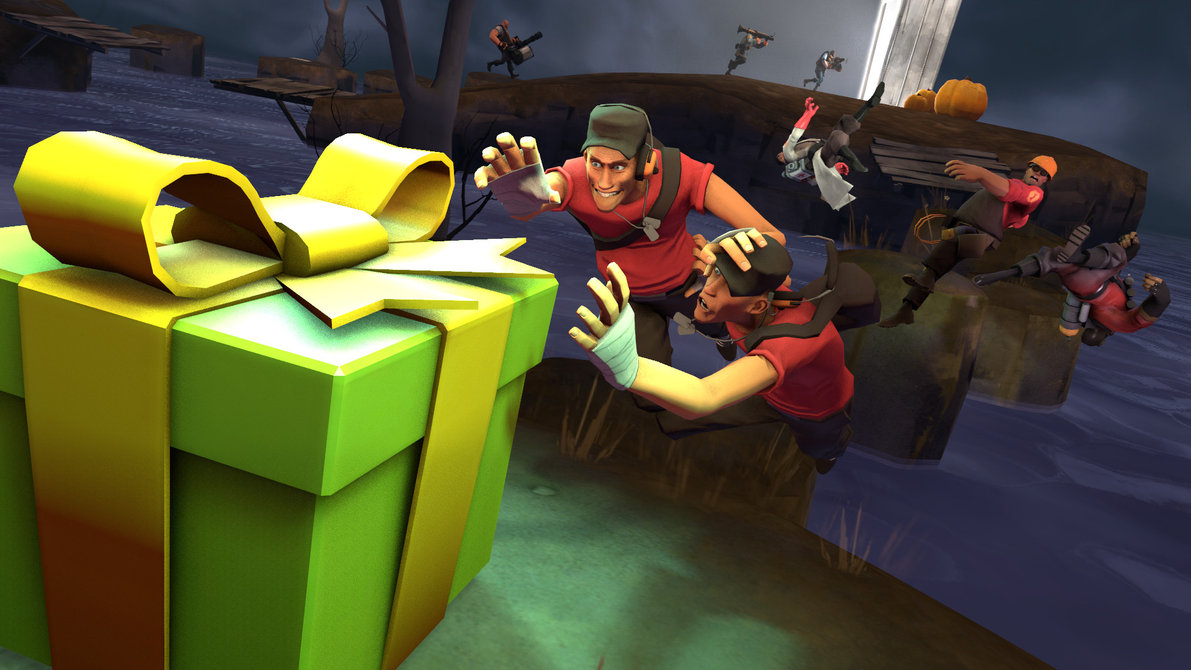Photo of Si Team Fortress 2 primeste update de Halloween