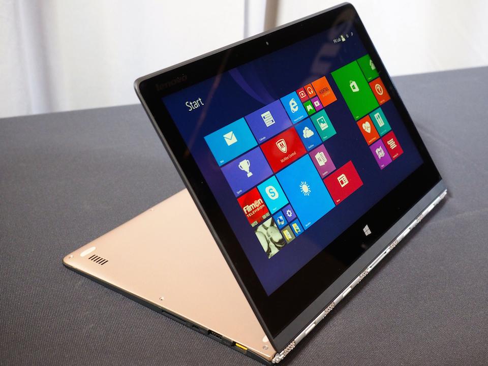 "Photo of Impresii ""la cald"": Lenovo Yoga Tablet 2 Pro si Yoga 3 Pro! Just Brilliant!"