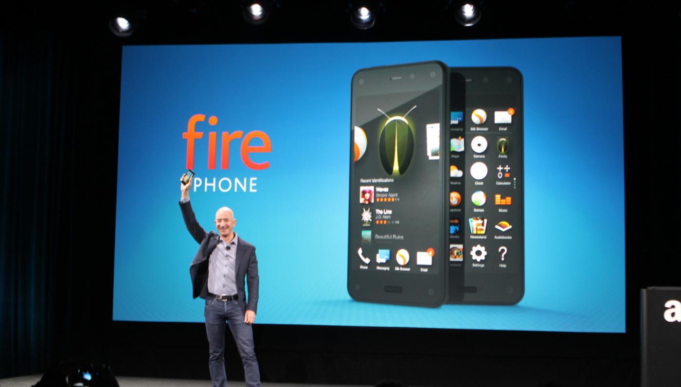 Photo of Amazon scade drastic pretul pentru Fire Phone