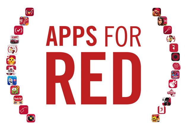 Photo of Apple si RED, campanie umanitara de strangere de fonduri pentru lupta anti-SIDA
