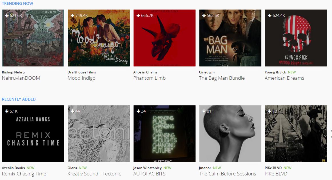 Photo of BitTorrent lasa artistii sa ofere pachete de muzică plătite