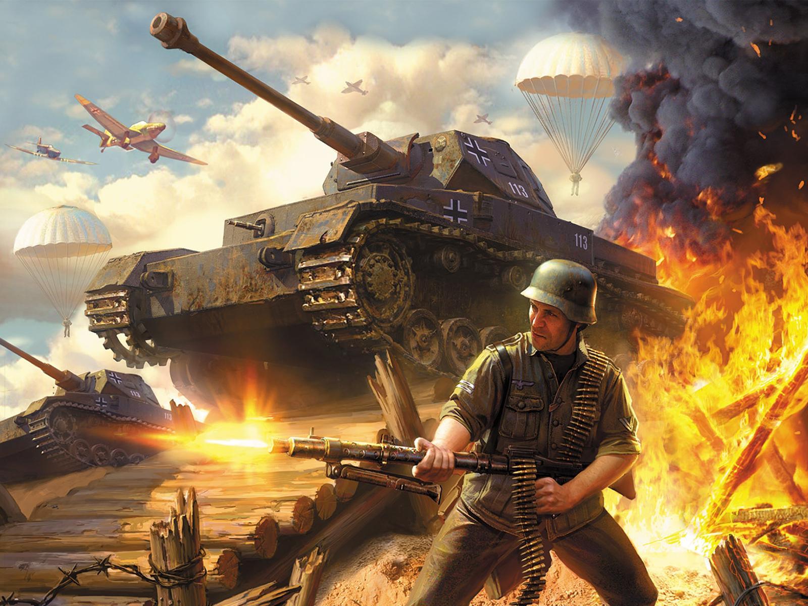 Photo of Blitzkrieg 3 combina multiplayerul cu single playerul