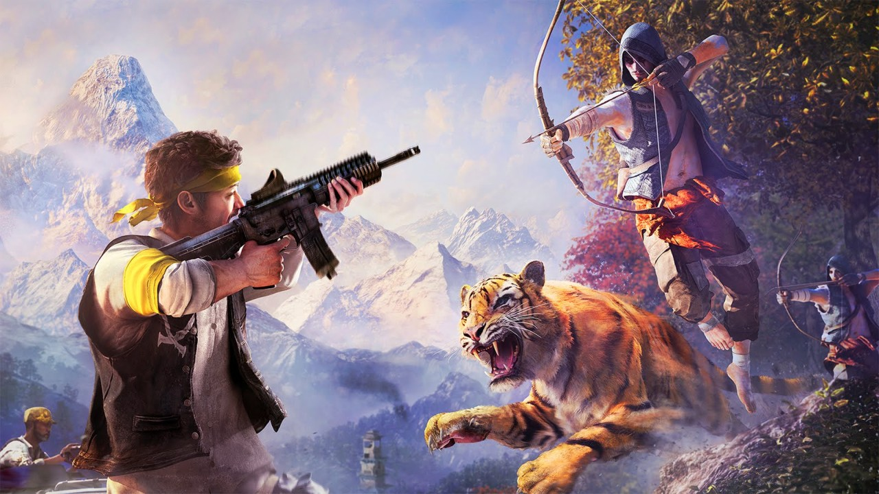 Photo of Omul de la cârma lui Far Cry 4 a părăsit Ubisoft