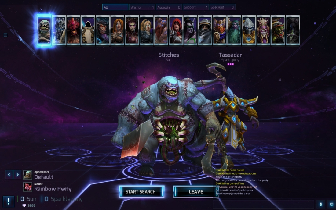 Photo of Noi personaje in Heroes of the Storm si un closed beta in Ianuarie