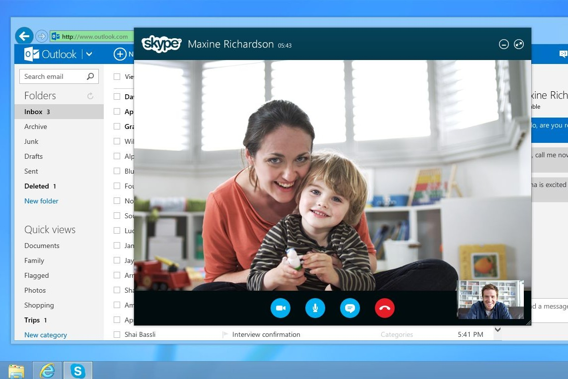 Photo of Skype for Web – Convorbiri Skype… direct din browser!