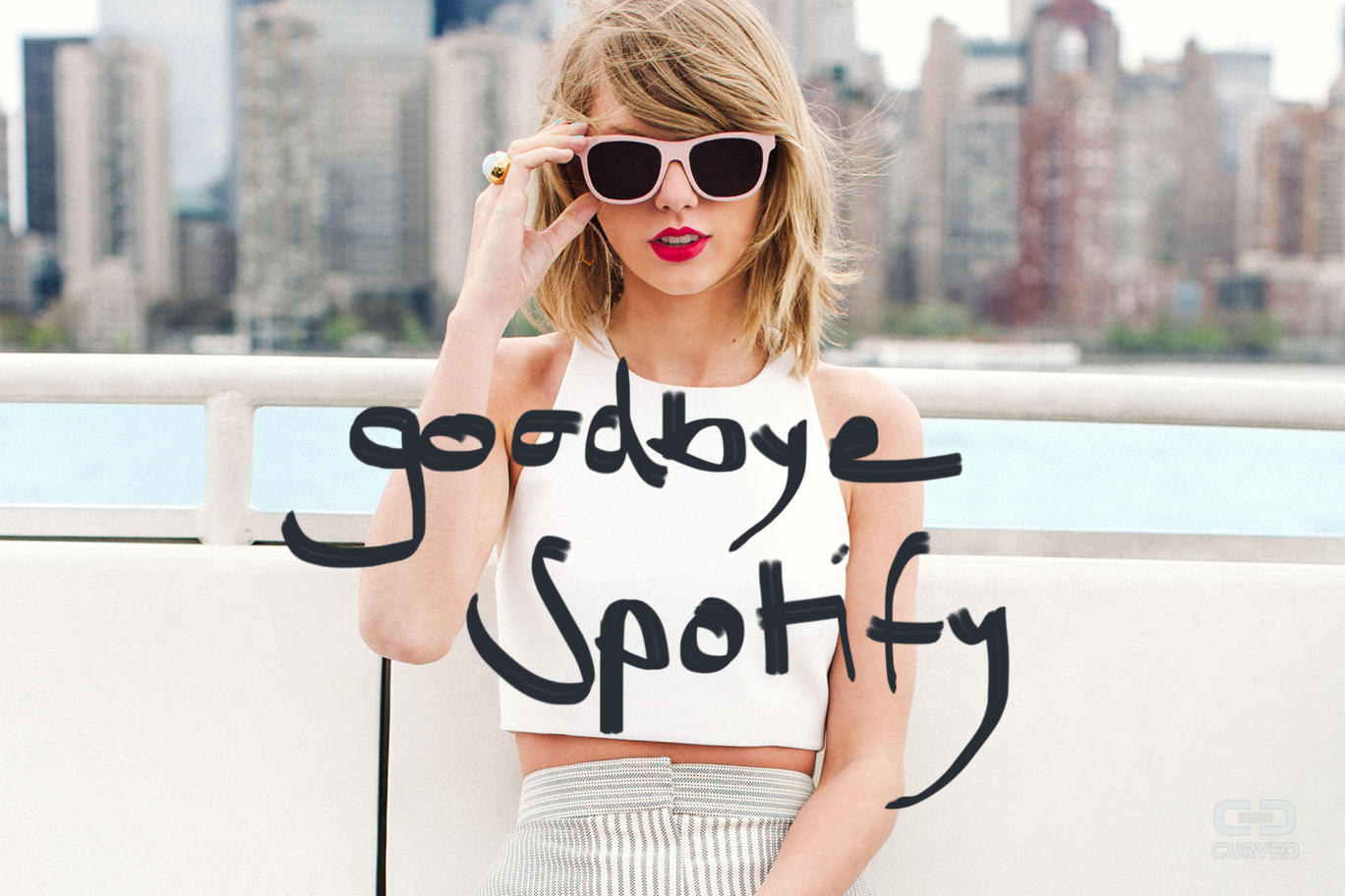 Photo of Taylor Swift paraseste Spotify?