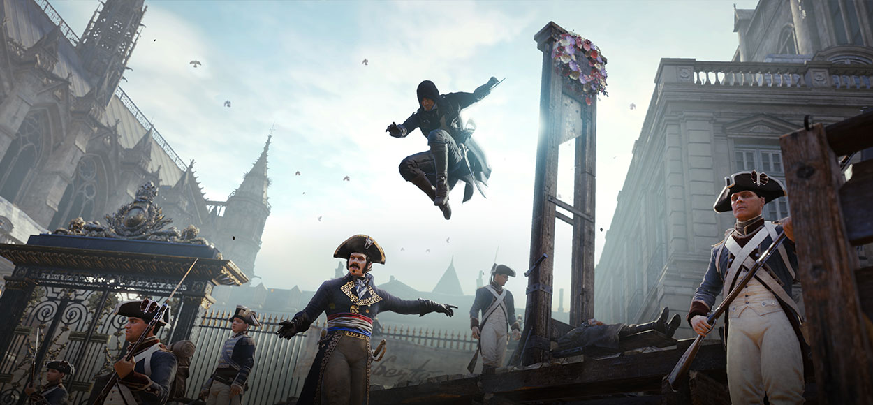 Photo of [UPDATE Video] Assassin's Creed Unity-Promisiuni si ambitii enorme, rezultat sub asteptari. Parerea noastra!