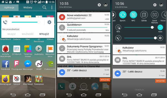Photo of LG G3 a primit Android 5.0!