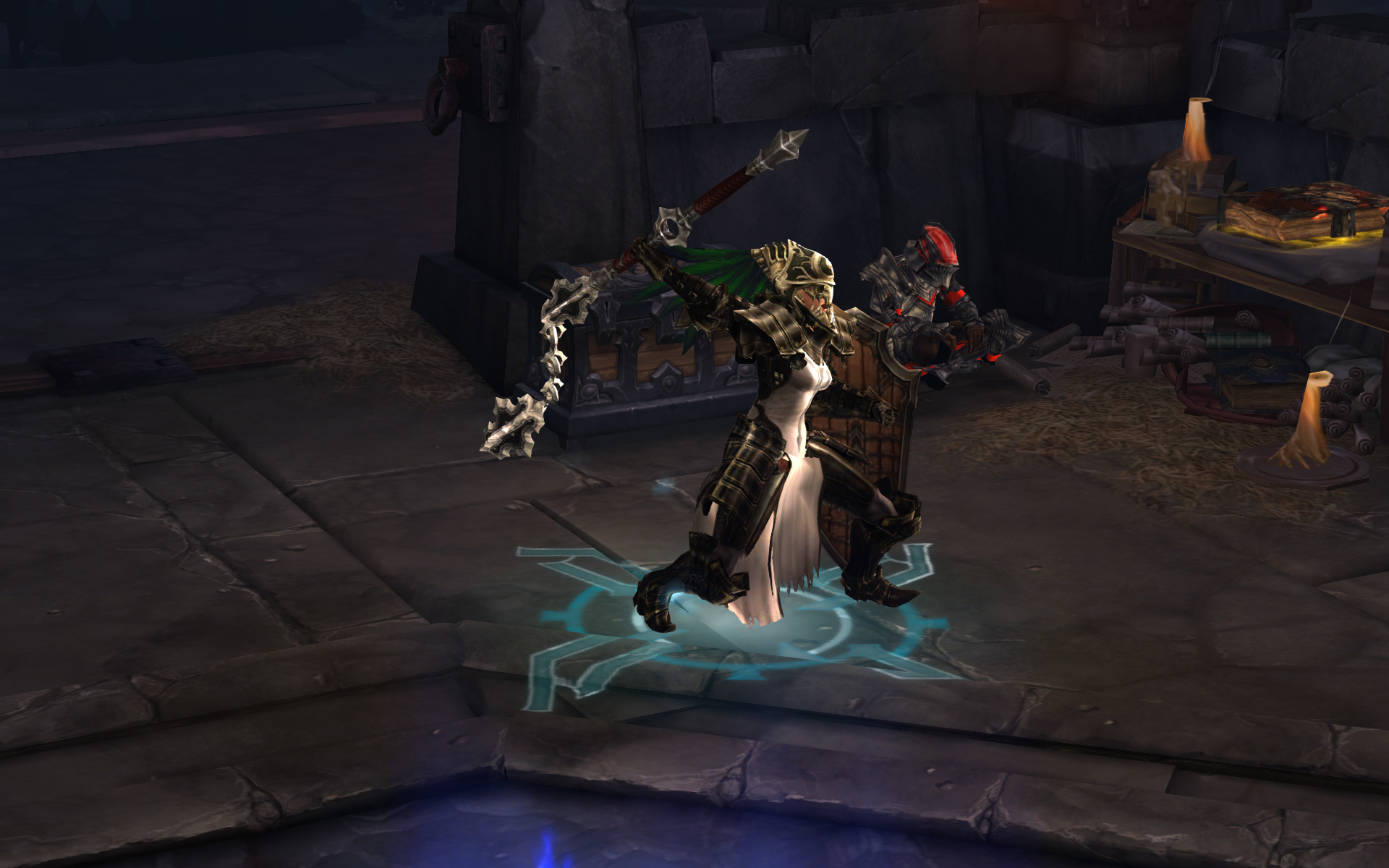 Photo of Diablo 3, lovit de LAG!