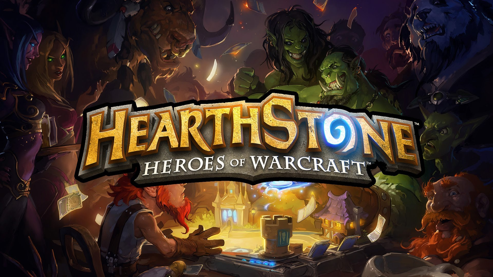 Photo of Expansion Hearthstone iminent in urma unui trademark Blizzard?!