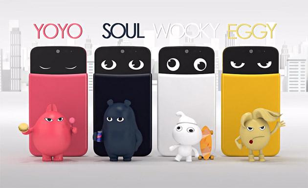 Photo of LG AKA – telefoane ciudate, asortate cu… personalitatea ta!