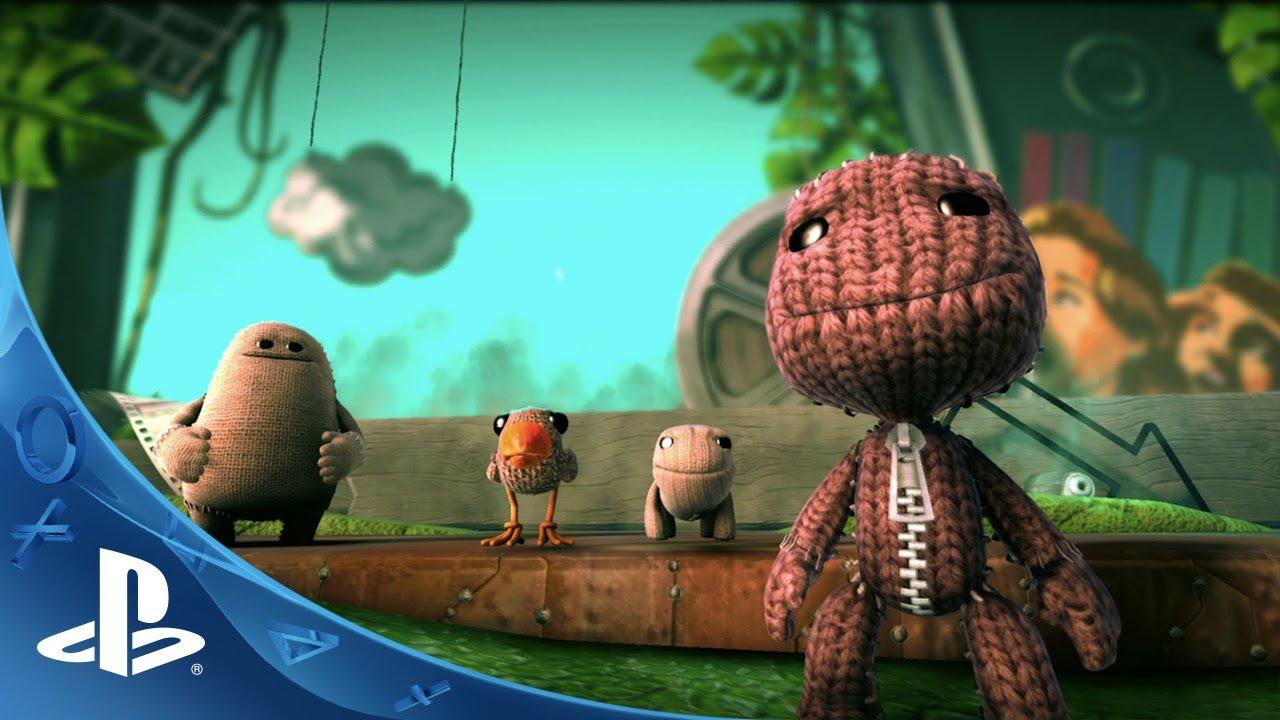 Photo of LittleBigPlanet 3 suporta DLC-urile jocurilor precedente