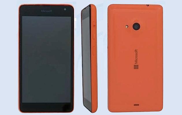 Photo of Microsoft dezvaluie noul telefon Lumia RM-1090
