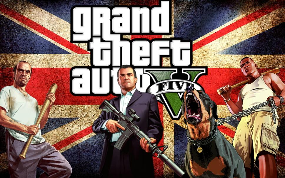 Photo of Regele Marii Britanii… in materie de jocuri este Grand Theft Auto 5!
