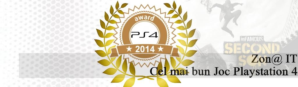 Cel mai bun joc de Playstation 4
