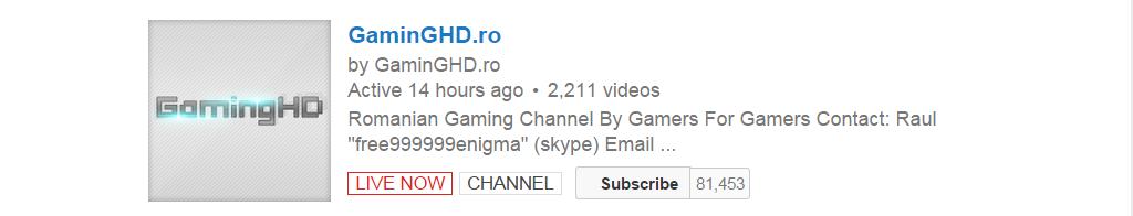 GamingHD.ro
