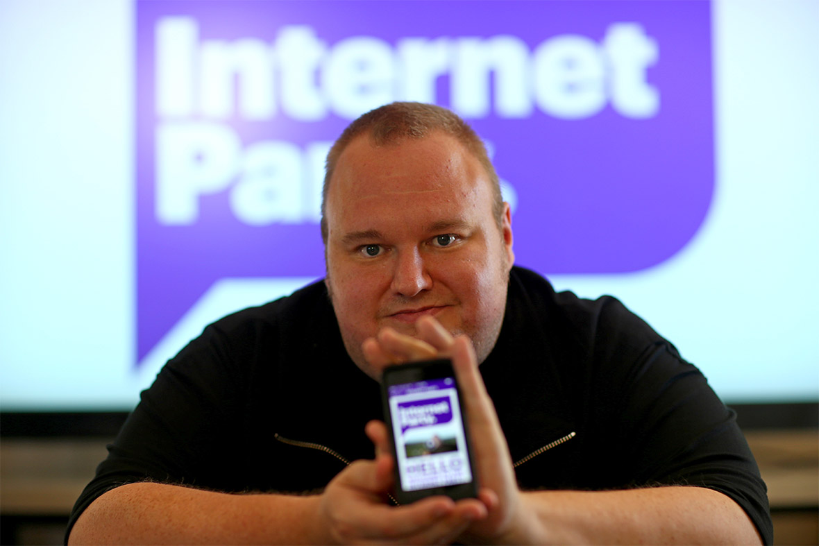 Photo of Kim Dotcom, fondatorul site-ului Megaupload, a intrat in faliment!