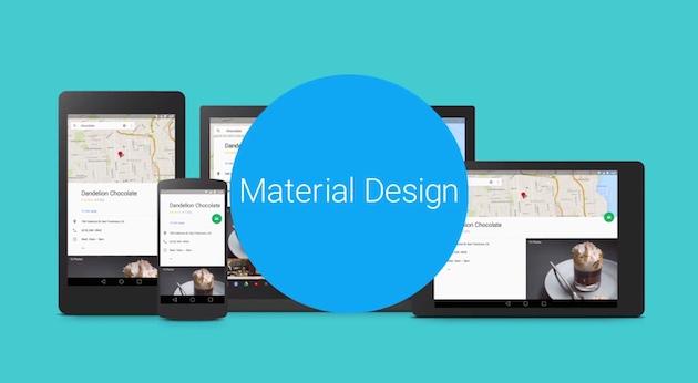 Photo of Material design-ul de la Google, acum si pe iOS!