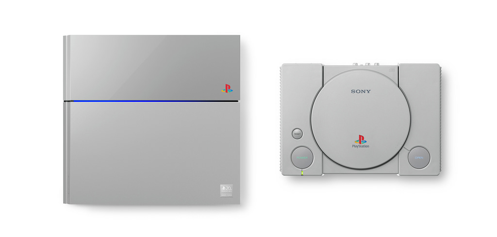 Photo of Sony va scoate o editie aniversara PS4 la 20 de ani de la aparitia PlayStation 1