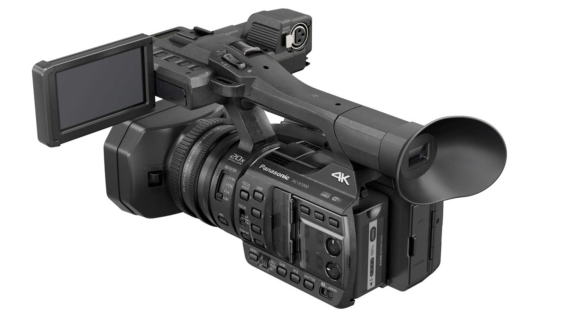 Photo of [UPDATE Video] Panasonic HC-X1000 – O excelenta camera 4K, accesibila si completa!
