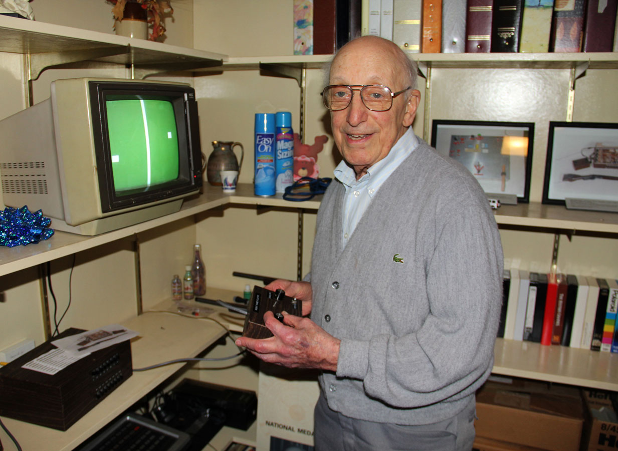 Photo of A murit parintele jocurilor video Ralph Baer