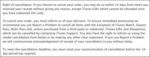 """Photo of Apple si UE ne ofera 14 zile in care ne putem """"razgandi"""" cu privire la aplicatiile cumparate, si primi banii inapoi!"""