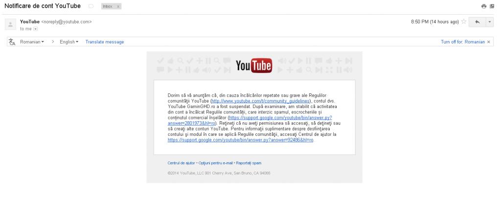 Sistem Automat Youtube