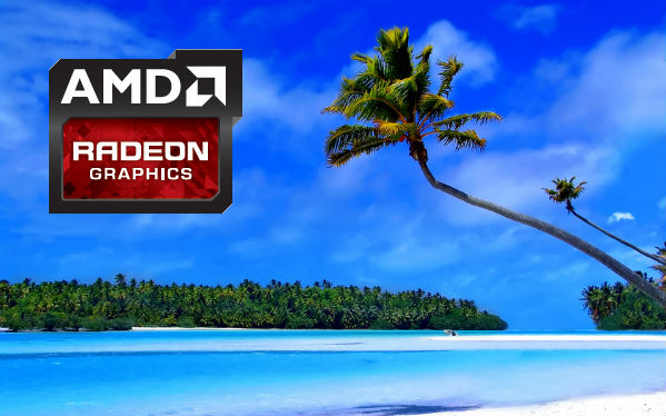 "Photo of AMD Caribbean Islands, un nou chip grafic… ""exotic""!"