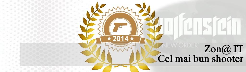 cel mai bun shooter 2014