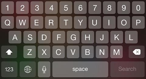 Photo of Adauga un rand de taste numerice in tastatura din iOS 8!