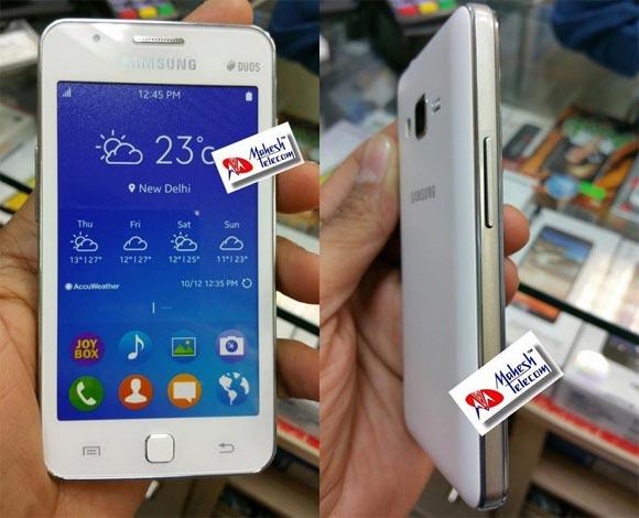 Photo of Primele imagini ale lui Samsung Z1, telefonul cu sistem de operare Tizen