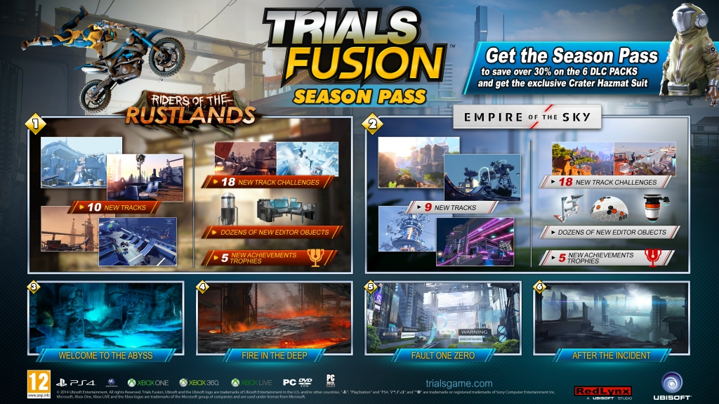 Photo of Trials Fusion tocmai a primit un nou update… gratuit!