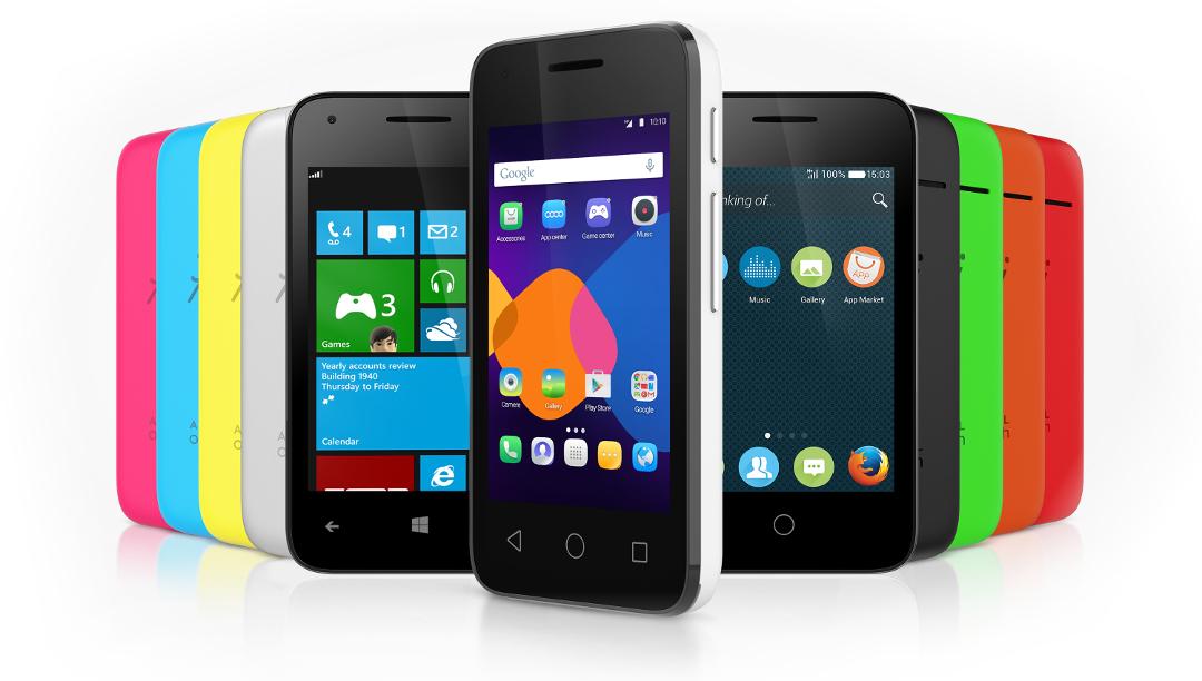 Photo of Alcatel OneTouch Pixi 3, un telefon pentru toate gusturile si sistemele de operare: Windows, Android, Firefox