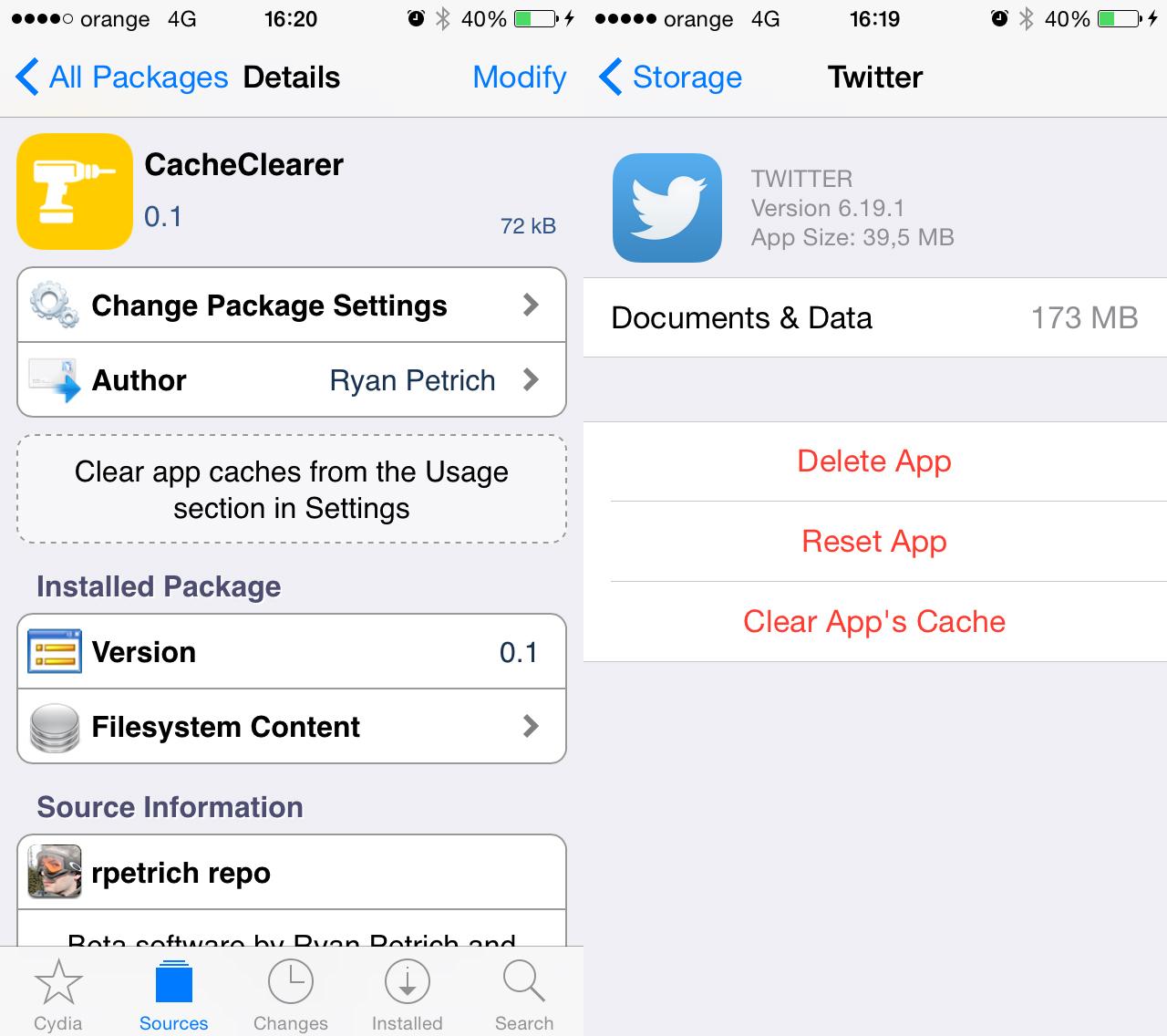 Photo of CacheClearer le rezolva utilizatorilor de iOS marea problema a spatiului de stocare din telefon!