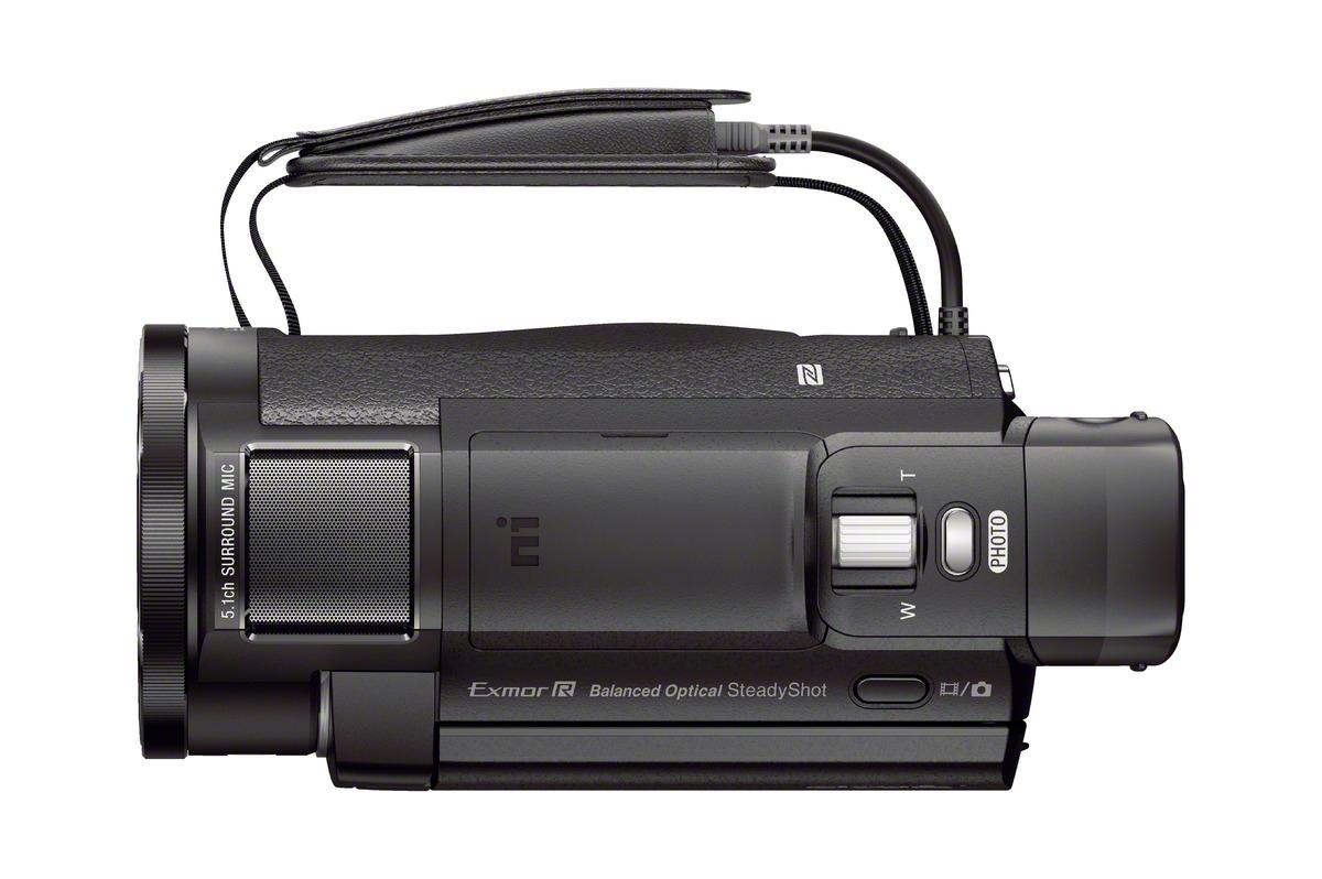 Photo of Sony a lansat la CES patru noi modele de camere 4K din gama Handycam