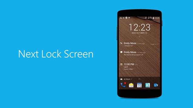 Photo of Aplicatia Next Lock Screen a primit noi imbunatatiri