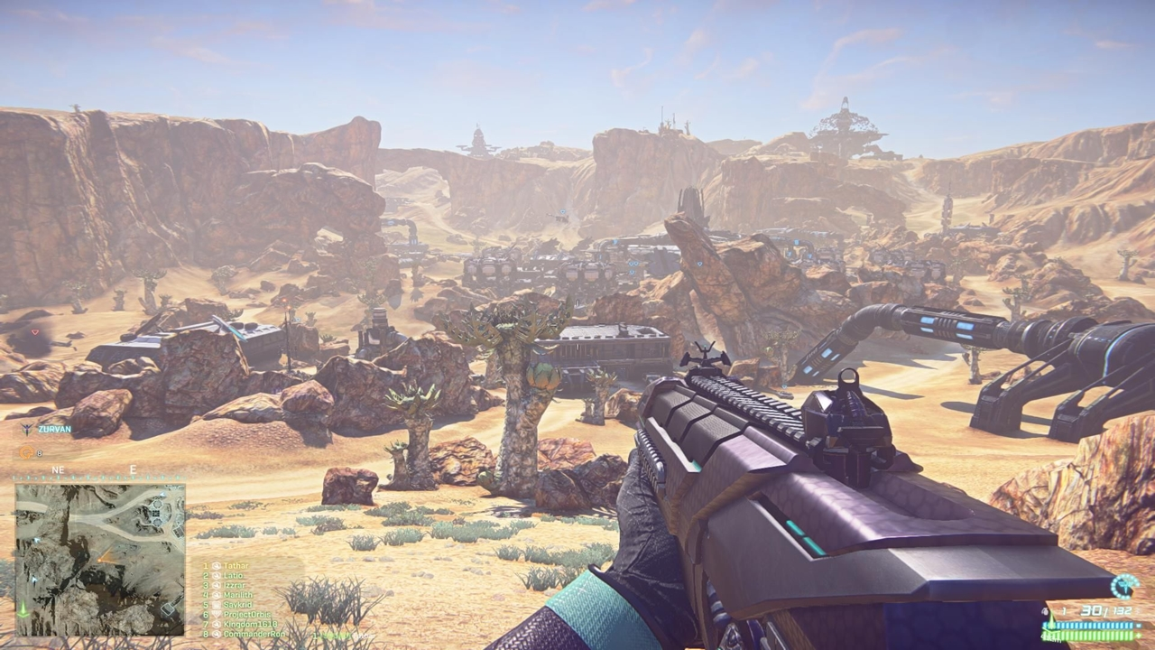 Photo of PlanetSide 2 primeste constructii de baze
