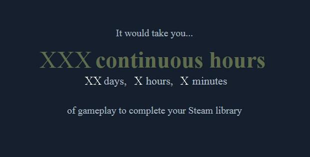 Photo of SteamLeft iti spune… cat ai de jucat!