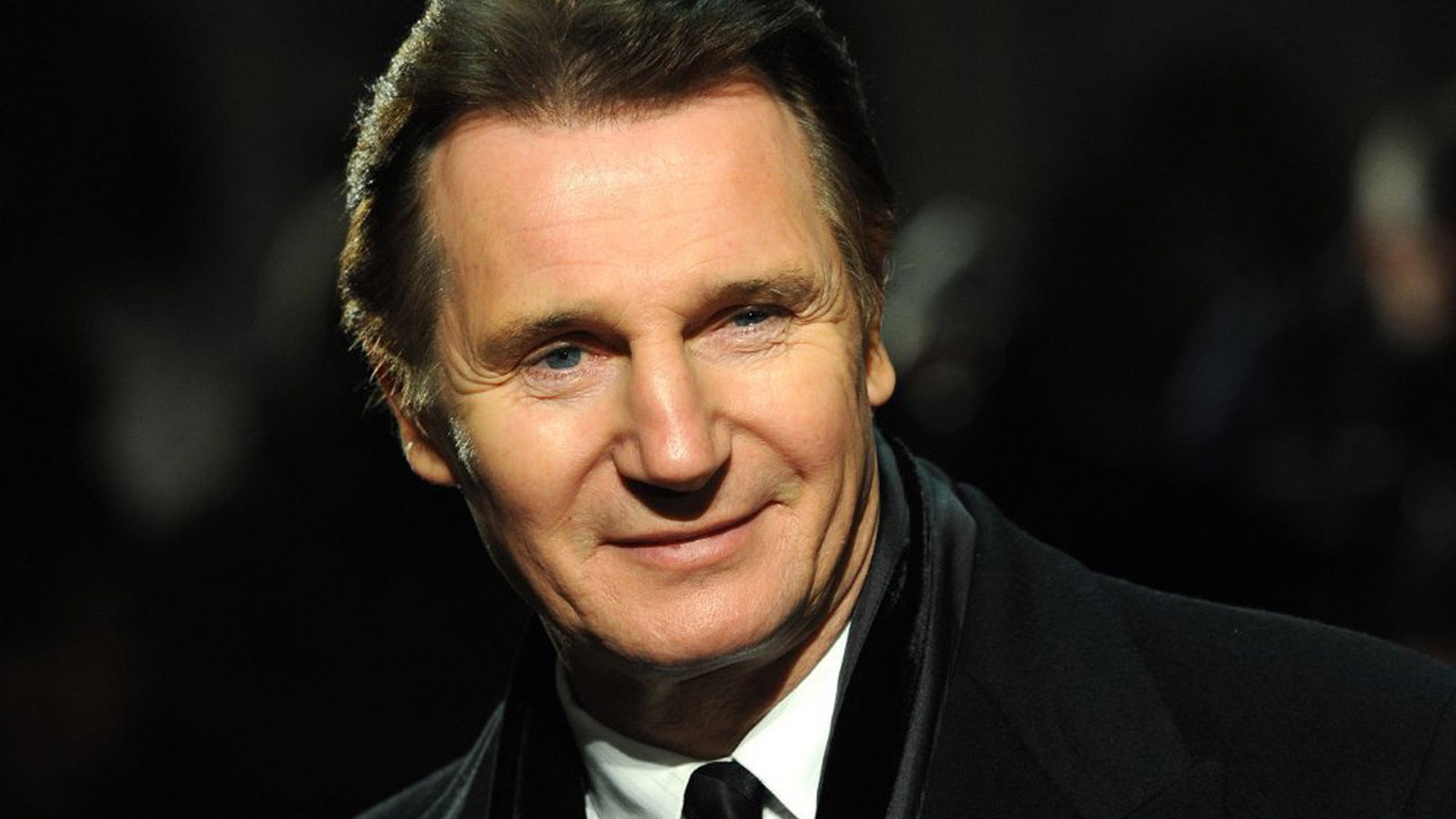 Photo of Liam Neeson, interpretat de… Super Mario!