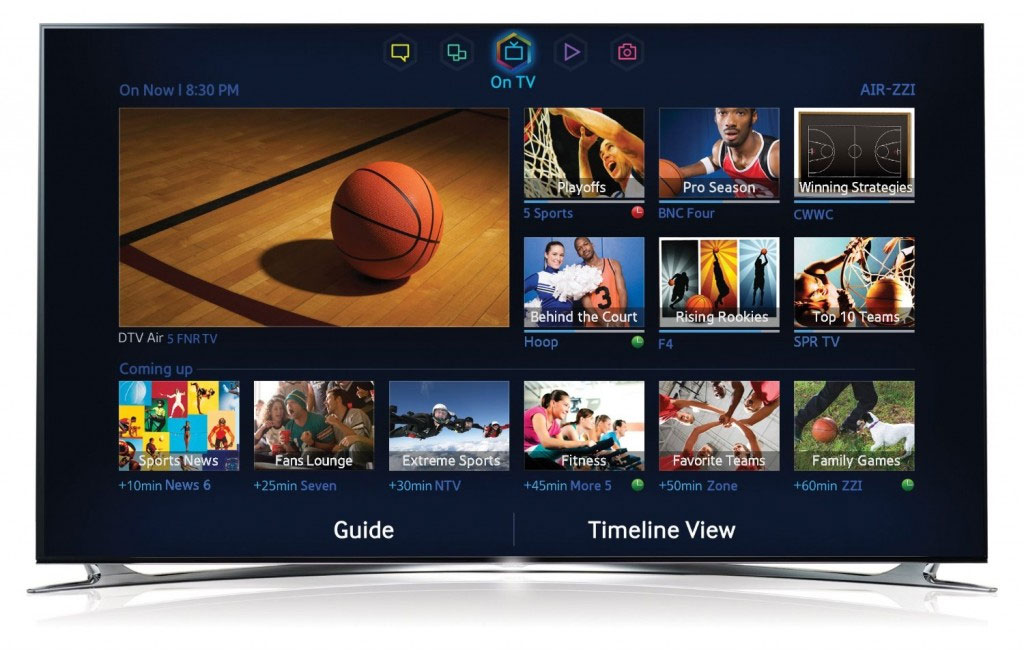 Photo of Smart TV-urile Samsung vor utiliza sistemul de operare proprietar Tizen in 2015